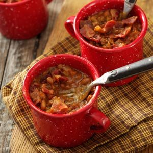 Western-Style Beef and Beans Recipe