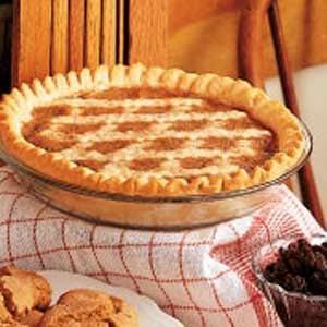 Old-Fashioned Raisin Pie Recipe