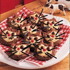 Cute Kitty Cookies Recipe