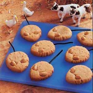 Farm Mouse Cookies Recipe