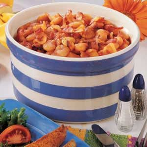 Barbecue Butter Beans Recipe