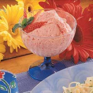 Light Berry Mousse Recipe