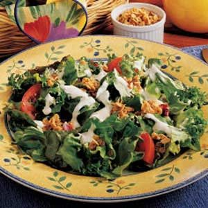 Salad Crunchers Recipe