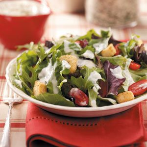 Ranch Dressing Mix Plus Recipe