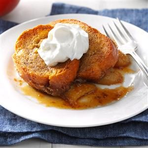 Bananas Foster French Toast Recipe