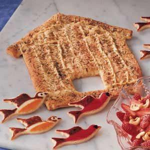 Birdhouse Bread Recipe