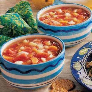 Gone Fishin Chowder Recipe