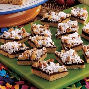Diamond Bars Recipe