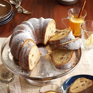 Brown Sugar Pecan Cake Recipe