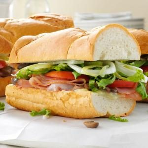 Summer Sub Sandwich Recipe