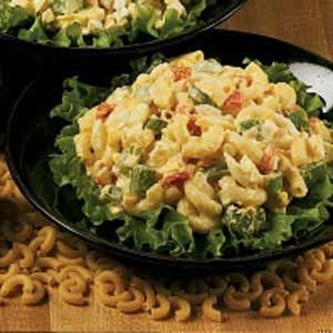 Egg & Macaroni Salad Recipe