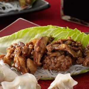 Pork Lettuce Wraps Recipe