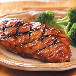 Country Barbecued Chicken