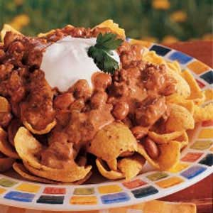 Chili Nacho Supper Recipe