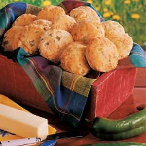 Tex-Mex Biscuits Recipe