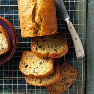 Orange Banana Nut Bread Recipe