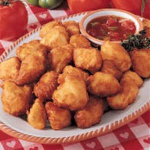 Sweet-Sour Chicken Dippers Recipe