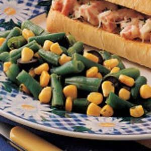 Confetti Green Beans Recipe