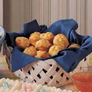 Baby Basil-Zucchini Muffins Recipe