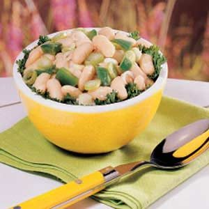 Sweet-Sour Bean Salad Recipe