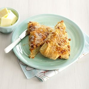 Cinnamon-Sugar Scones Recipe