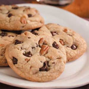 Jumbo Chocolate Chip Cookies