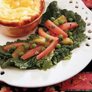 Tomato Strip Salad Recipe