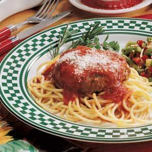 Italian Hamburgers Recipe