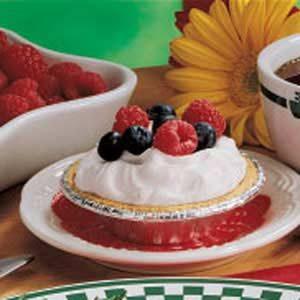 Yogurt Berry Pies Recipe