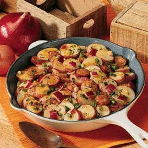 Cajun Potato Salad Recipe