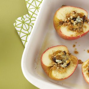 Baked Stuffed Apples Recipe