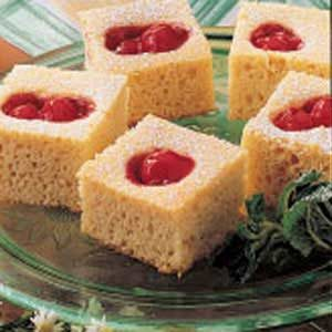 Cherry Puddles Cake Recipe