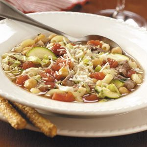 Forgotten Minestrone Recipe