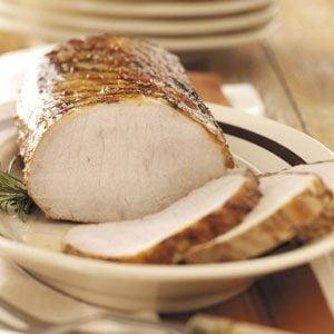 Grilled Pork Roast Recipe