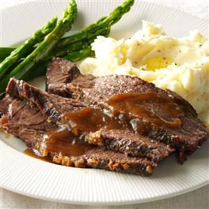 Java Roast Beef Recipe | Taste of Home