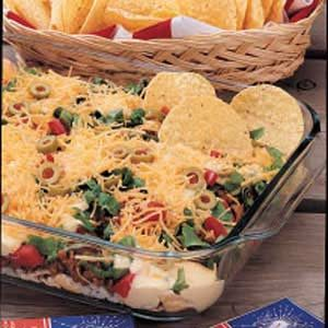 Haystack Supper Recipe