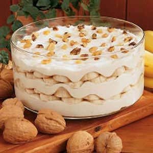 Layered Banana Pudding Recipe