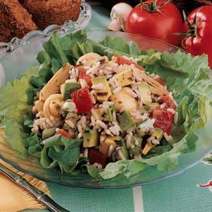 Special Wild Rice Salad Recipe