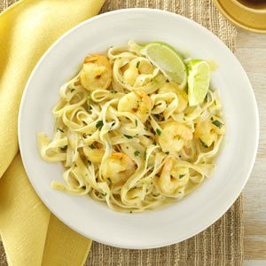 Thai Shrimp Pasta Recipe