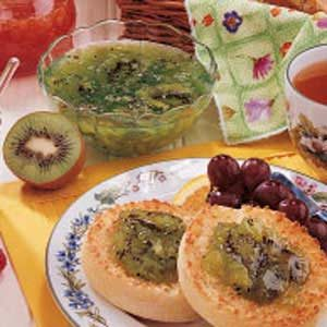 Pineapple Kiwi Jam Recipe
