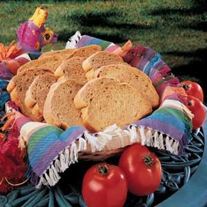 Mexican Sunset Bread Recipe