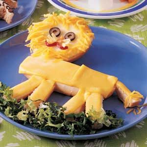 Lazy Lion Melt Recipe
