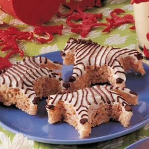Zebra Sweets Recipe