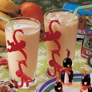 Monkey Lover's Shake Recipe