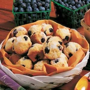 Blueberry Mini Muffins Recipe
