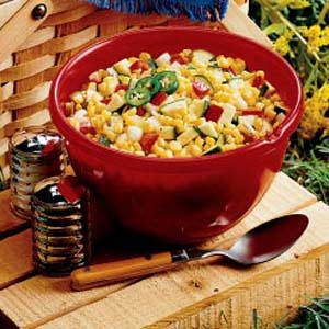 Calico Corn Salad Recipe