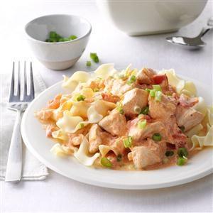 Easy Chicken Paprikash Recipe