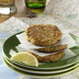 Sweet Potato Crab Cakes Recipe