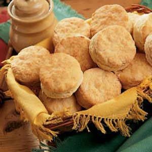 Mom's Buttermilk Biscuits Recipe