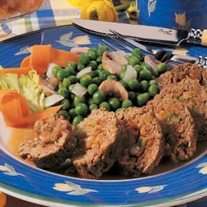 Sweet Peas and Mushrooms Recipe